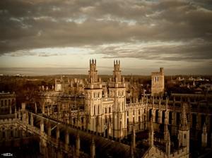 Les laboratoires Vemgråter à Oxford, Royaume-Uni.